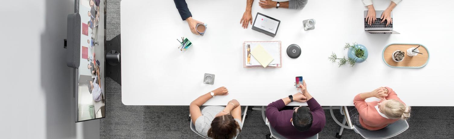Logitech riešenia pre videokonferencie