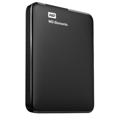 "Western Digital Externý disk 2.5"" Elements Portable 1,5TB USB"