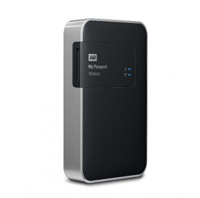 "Western Digital Externý disk 2.5"" My Passport Wireless 1TB USB3.0"