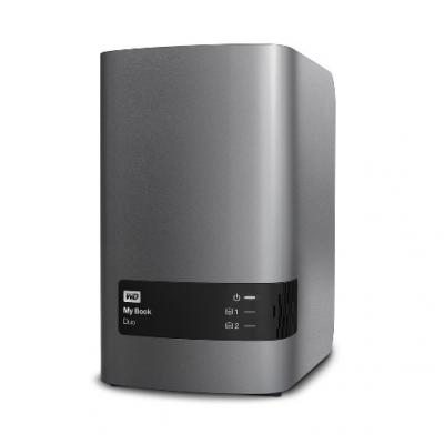 "Western Digital Externý disk 3.5"" My Book Duo 8TB USB 3.0"