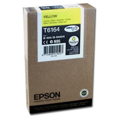 EPSON T6174 žltá 100ml