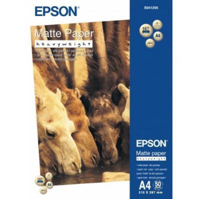 EPSON Matte Photo Paper A4/50ks