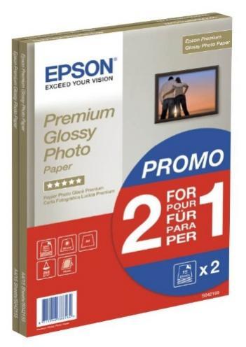 EPSON Premium Glossy Photo Paper A4/30ks