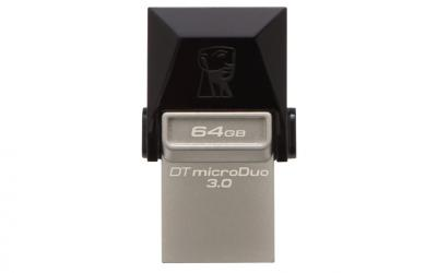 KINGSTON 64GB DT MicroDuo USB 3.0 OTG