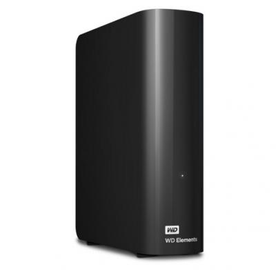 "Western Digital Externý disk 3.5"" Elements Desktop 2TB USB"