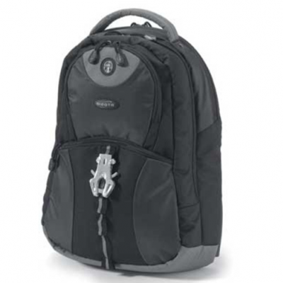DICOTA Bac Pac Mission Pure Black 15,6""