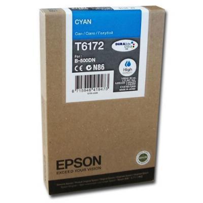 EPSON T6172 azúrová 100ml