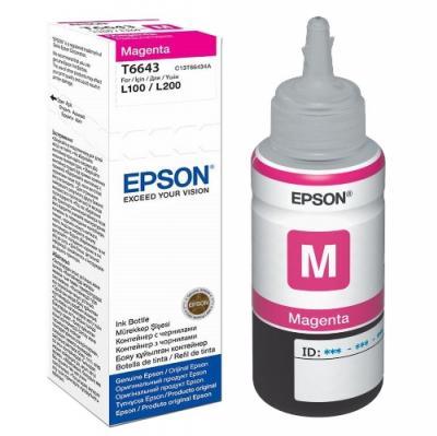 EPSON T6643 purpurová 70ml