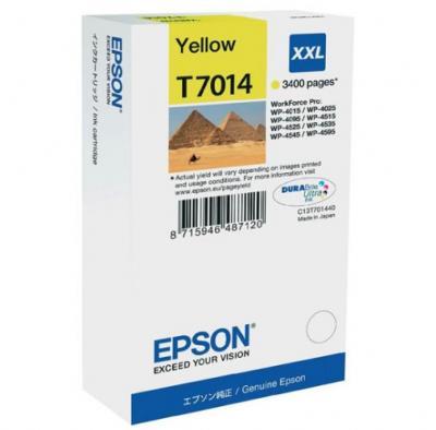 EPSON T7014 žltá 34ml