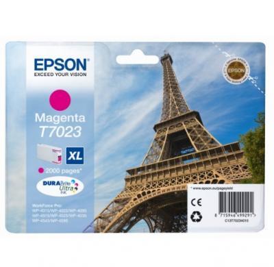 EPSON T7023 purpurová 21ml