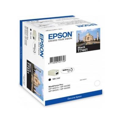 EPSON T7441 čierna 181ml