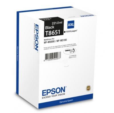 EPSON T8651 čierna 221ml