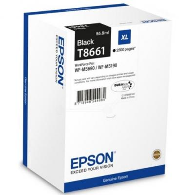 EPSON T8661 čierna 55ml