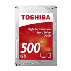 "TOSHIBA 3,5"" HDD 500GB SATAIII 7200rpm"