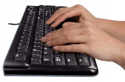 LOGITECH MK220 Set klávesnica a myš US
