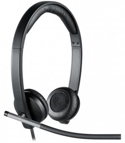 LOGITECH H650e USB Mono Headset