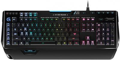 LOGITECH Herná klávesnica G910 US