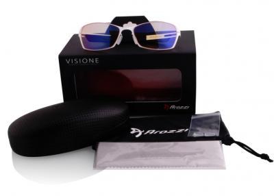 Arozzi Visione VX-500 bielo-čierne