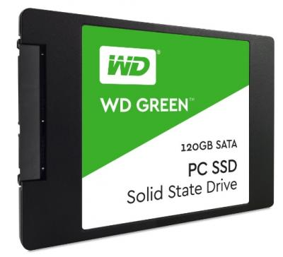Western Digital SSD 120GB Green series Sata3