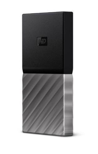 Western Digital Externý disk My Passport SSD 512GB USB3.1 Typ-C