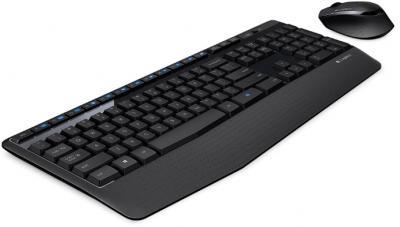 LOGITECH Set klávesnica a myš MK345 US