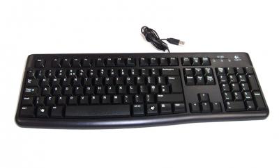 LOGITECH K120 klávesnica UK