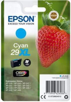EPSON 29XL azúrová 6,4ml