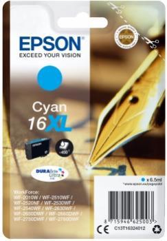 EPSON 16XL azúrová 6,5ml