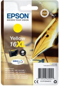 EPSON 16XL žltá 6,5ml