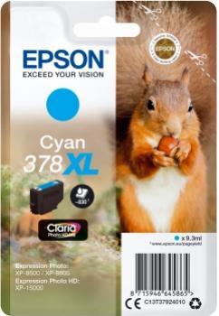 EPSON 378XL azúrová 9,3ml