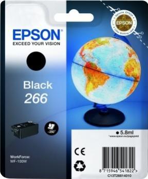 EPSON 266 čierna 5,8ml