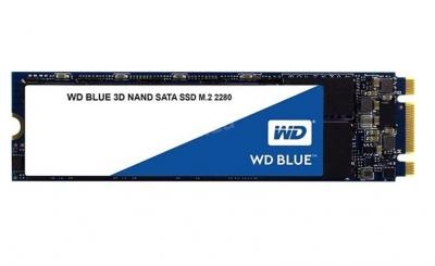 Western Digital SSD M.2 500GB Blue 3D NAND