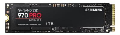 Samsung M.2 SSD 1TB 970 PRO