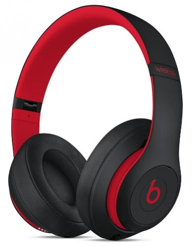 Beats Studio3 Wireless Black-Red