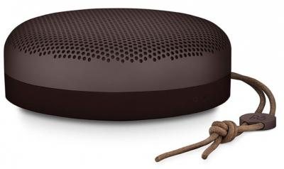 Bang & Olufsen BeoPlay A1 Umber Limited Edition