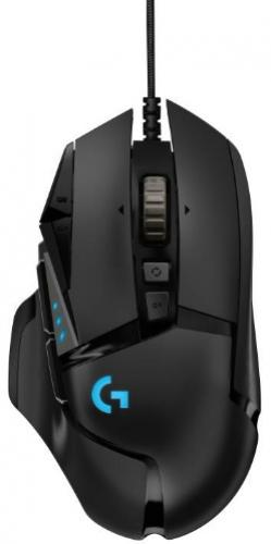 LOGITECH G502 Hero High Performance herná myš