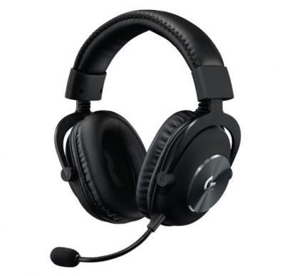 LOGITECH G PRO X Wireless Headset čierny