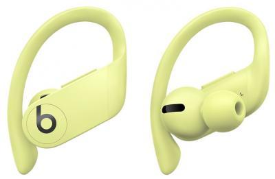 Beats Powerbeats Pro Wireless Earphones Spring Yellow