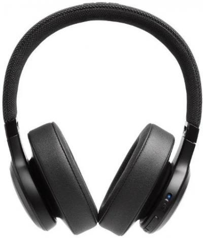 JBL Live 500 BT Headphone Black