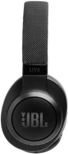 JBL Live 500BT slúchadlá čierne