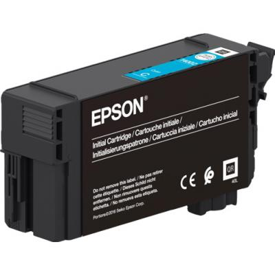 EPSON T40C240 UltraChrome XD2 azúrová 26ml