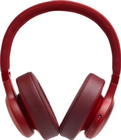 JBL Live 500BT slúchadlá červené