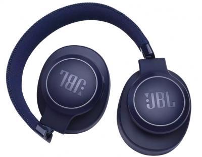 JBL Live 500BT slúchadlá modré