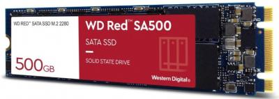 Western Digital SSD M.2 500GB Red 3D NAND
