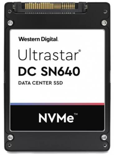 "Western Digital SSD 2,5"" 1,9TB Ultrastar DC SN640 U.2 PCIe NVMe"
