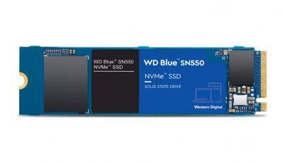 Western Digital SSD M.2 PCIe 1TB Blue SN550 NVMe