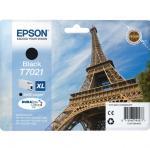 EPSON T7021 čierna 24ml