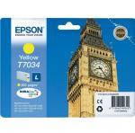 EPSON T7034 žltá 9ml