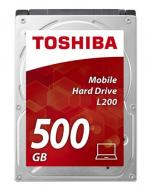 "TOSHIBA 2,5"" HDD 500GB SATAIII 5400rpm"