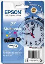 EPSON 27 DURABrite multibalenie 3 farby 3 x 3,6ml